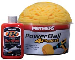 Mothers® PowerBall 4Paint™